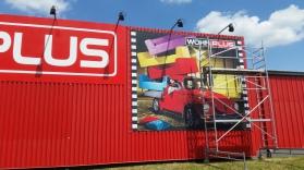Großformatdruck-Poster-Banner-Schilder-Roland-Roll-UP-Aufkleber-Bautafeln-Banden