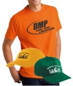 Textildruck-Caps-