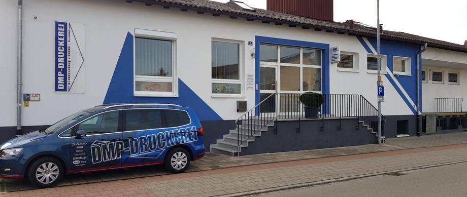 Dmp Druckerei In Neuendettelsau Preise